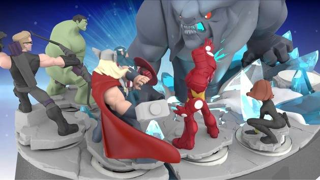 Marvel Super Heroes (2.0 Edition) Collector's Edition - Disney Infinity