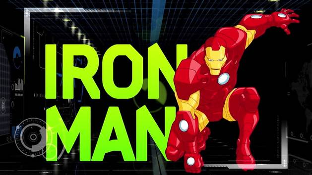 Avengers Assemble - Iron Man