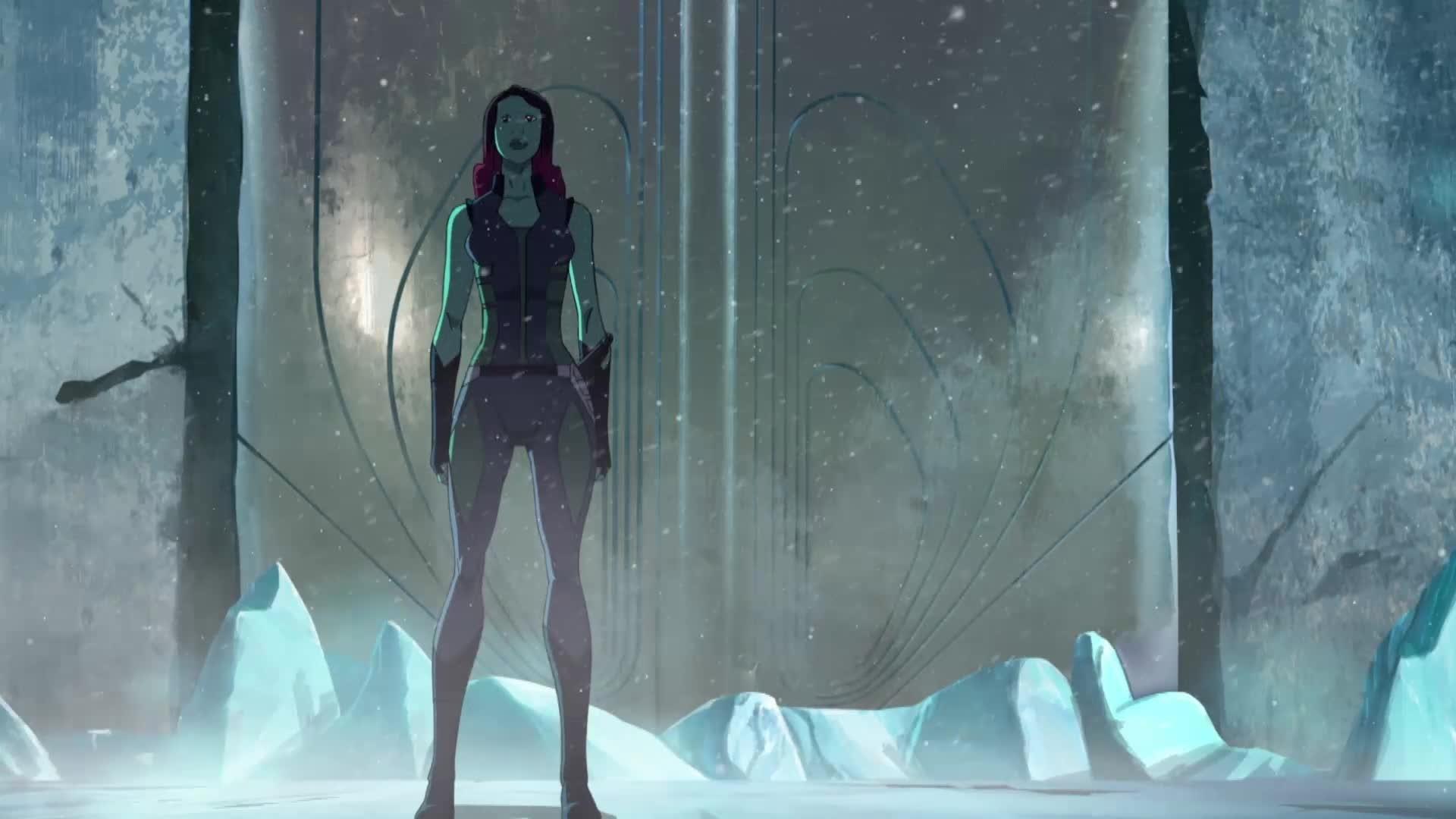 Marvel's Guardians of the Galaxy - Gamora - Deel 1