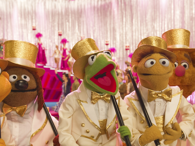 Kermit and the Muppets can light up any stage.