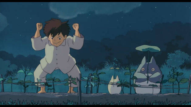 Making Acorns Grow - My Neighbor Totoro