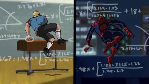 Ultimate Spider-Man - De nieuwe gymleraar