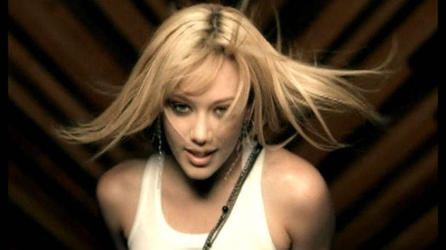 So Yesterday - Hilary Duff
