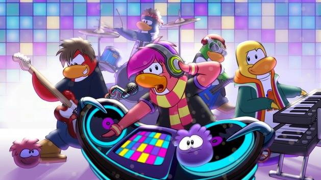"""Best Day Ever"" by Cadence and the Penguin Band - Club Penguin"