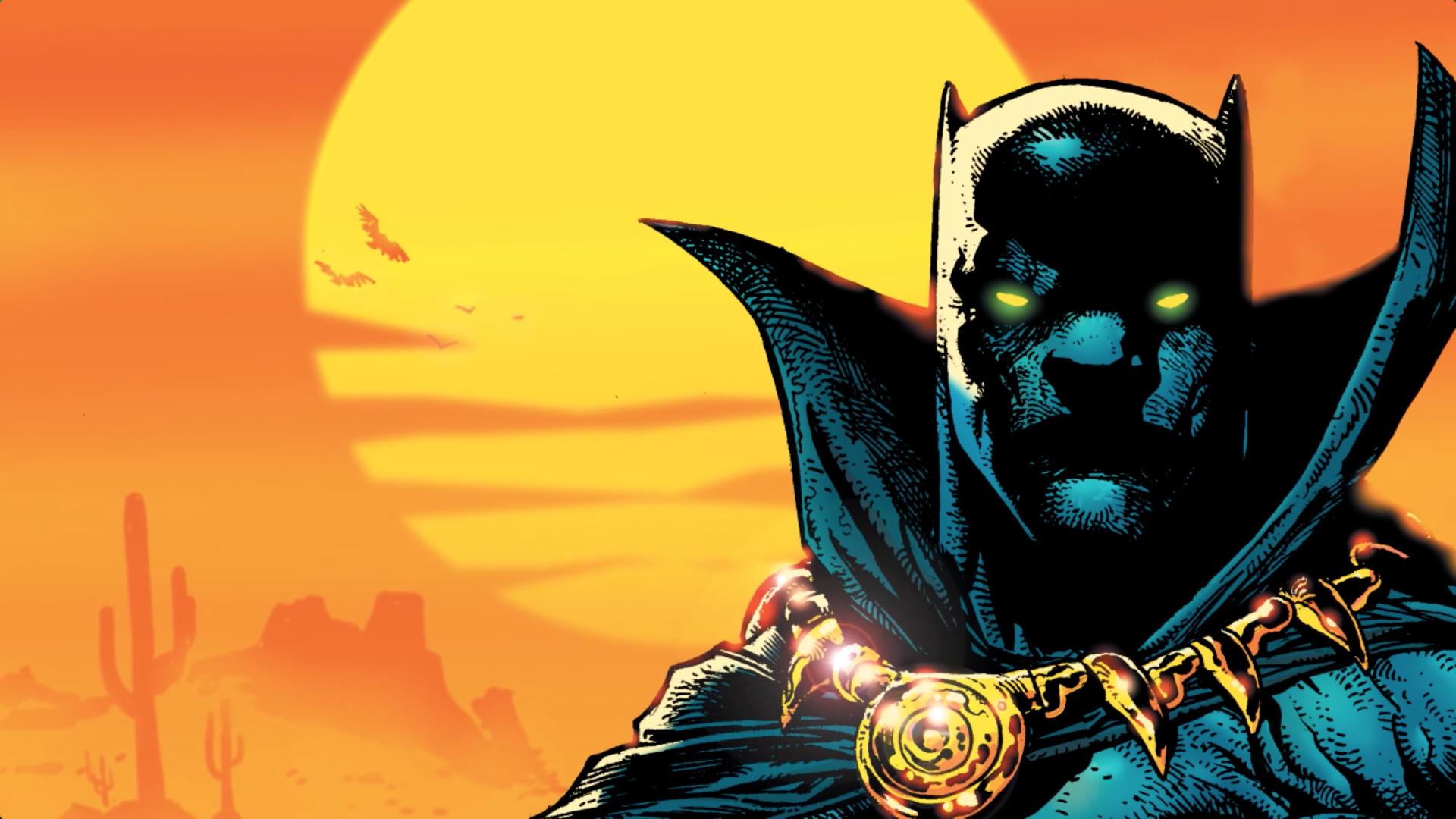 Pantera Negra - Héroes en un minuto