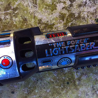 Playing Jedi: The History of Toy Lightsabers