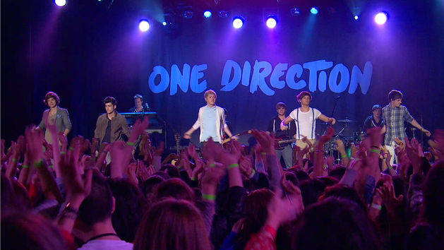 Up All Night (VEVO LIFT) - One Direction