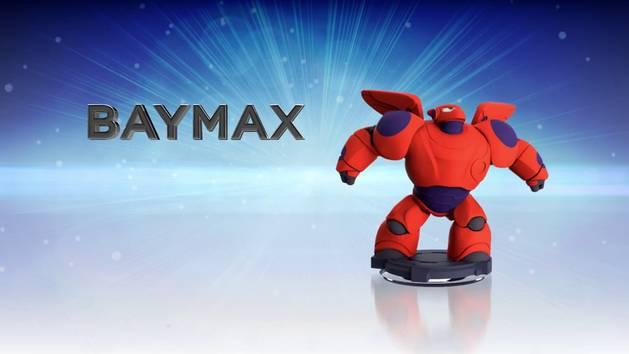 Baymax - Disney Infinity 2.0