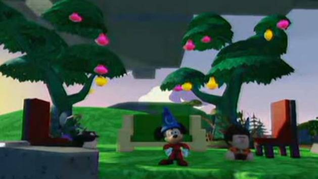 Jolly Holiday by DizExplorer03 - First Place Winner - DISNEY INFINITY