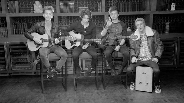 """Rude"" (Acoustic Cover) - The Vamps"