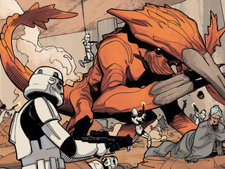 The Creatures of Marvel's Star Wars Comics, Part 1