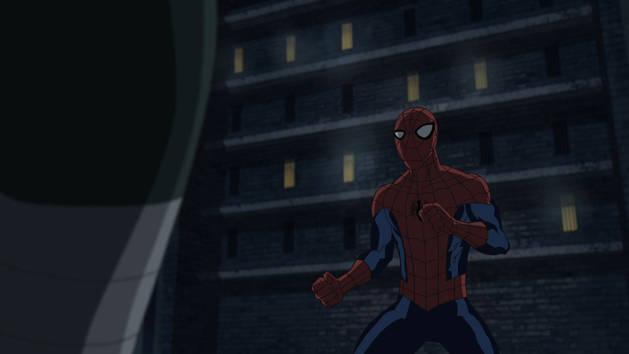 Ultimate Spider-Man - Extrait - Le retour des Sinister 6