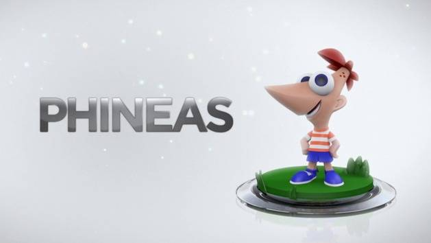 Phineas - DISNEY INFINITY Character