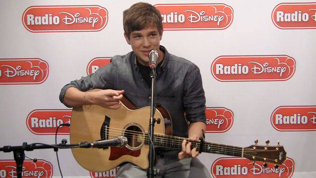 """Say Somethin'"" (Acoustic) - Austin Mahone"