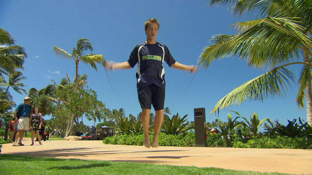 Jump Rope - Magic of Healthy Living