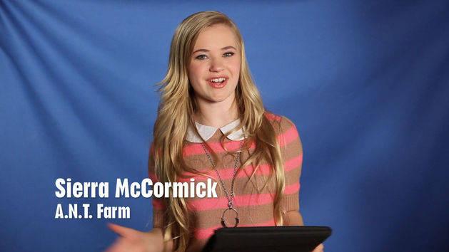 5 Favs: Sierra McCormick
