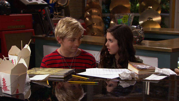 Austin e Ally - Break Down The Wall