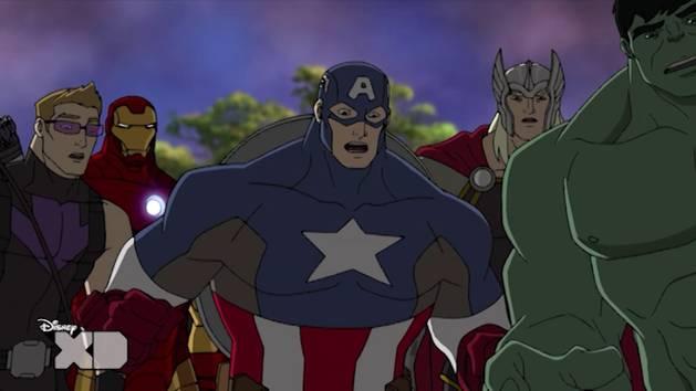 Marvel Avenger Assemble - Una cosa piccola