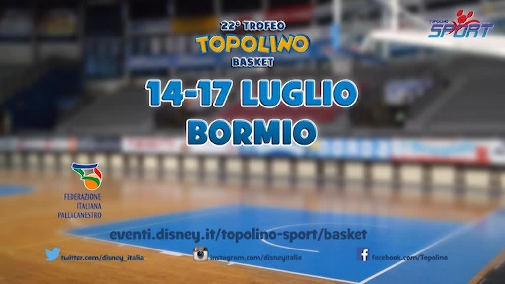 Topolin Sporto - Trofeo Basket 2016