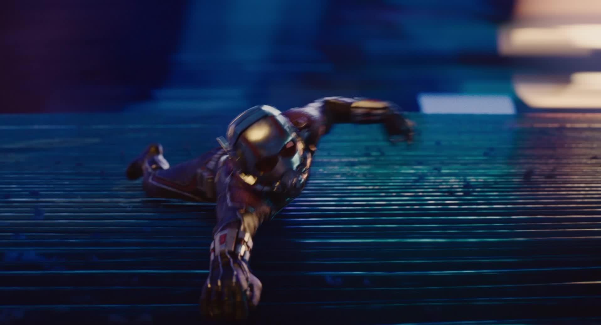 Marvel's Ant-Man - Sulla pista