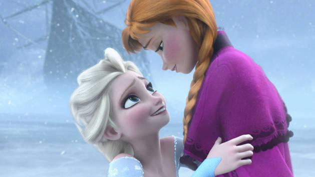 I Am A Princess: Frozen
