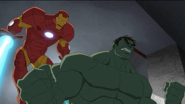 Marvel Yenilmezler Birliği - Avengers Assemble 1