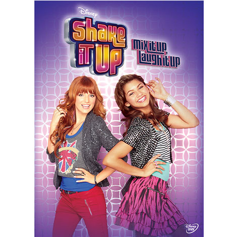 Shake It Up: Mix It Up, Laugh It Up DVD