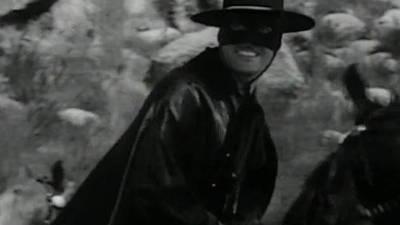 The Sign of Zorro Trailer