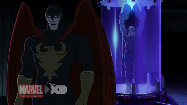 """Avengers Underground"" Clip 1"