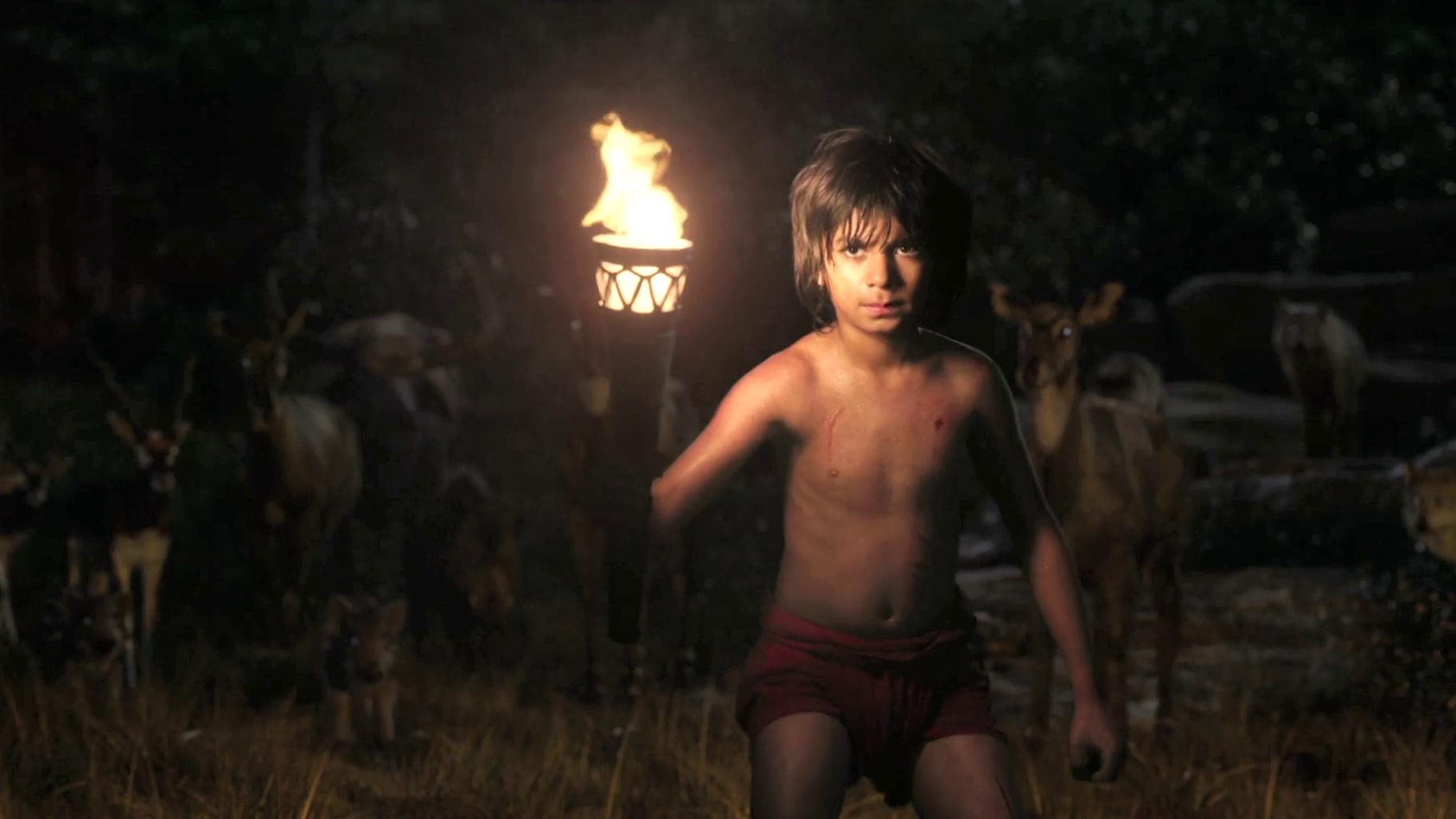The Jungle Book - Trailer