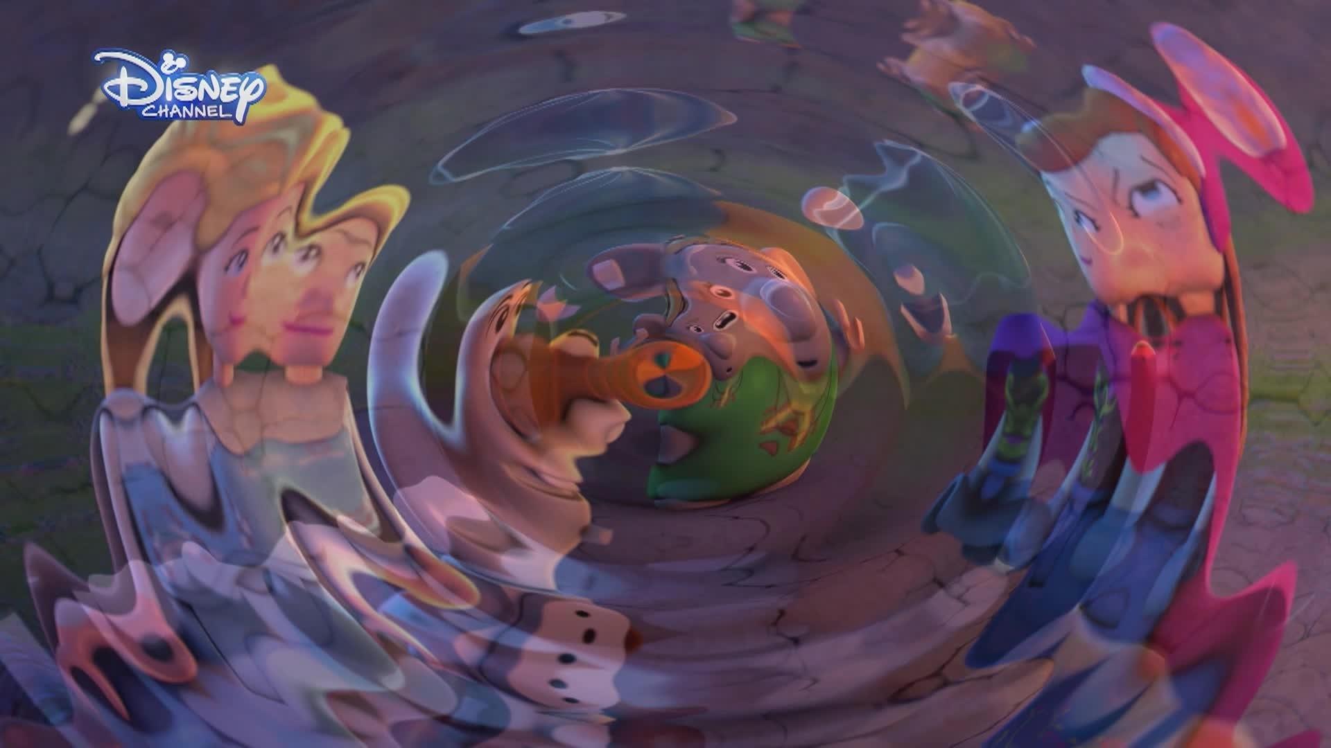 Disney Frozen Luces de Invierno - Parte 1: La carrera hacia las luces