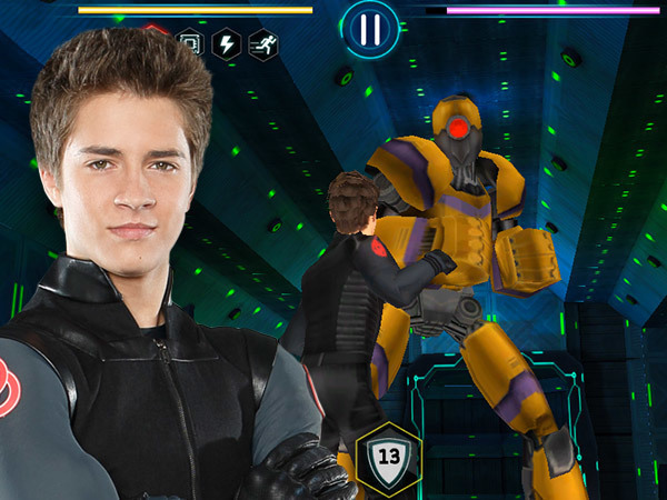 Entrenador de batalla virtual