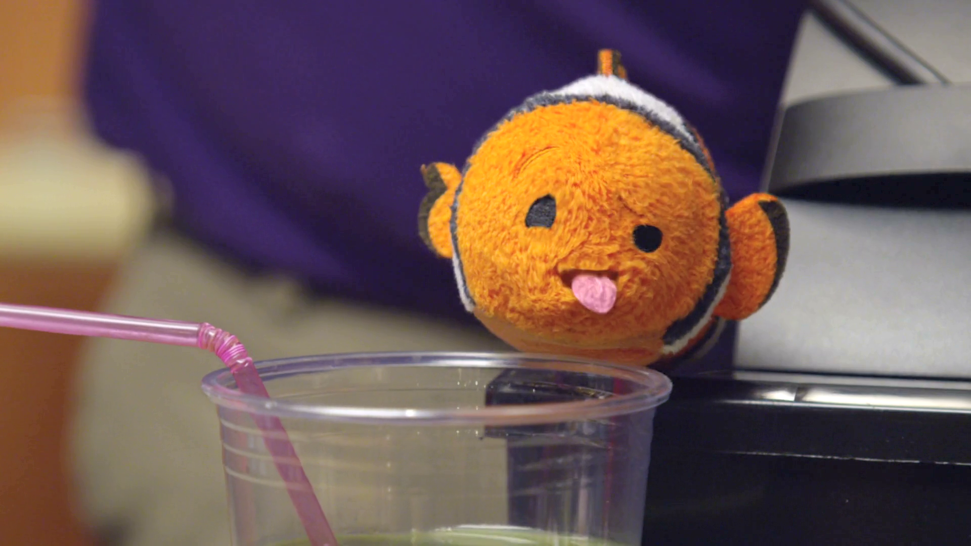Nemo Plush Breaks Loose | Ep. 2 | Tsum Tsum Kingdom