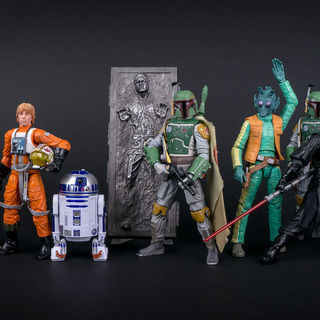 Vote Now for the Next Black Series Figure!