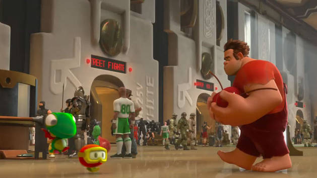 Game Central Station - Clip - Wreck-It Ralph