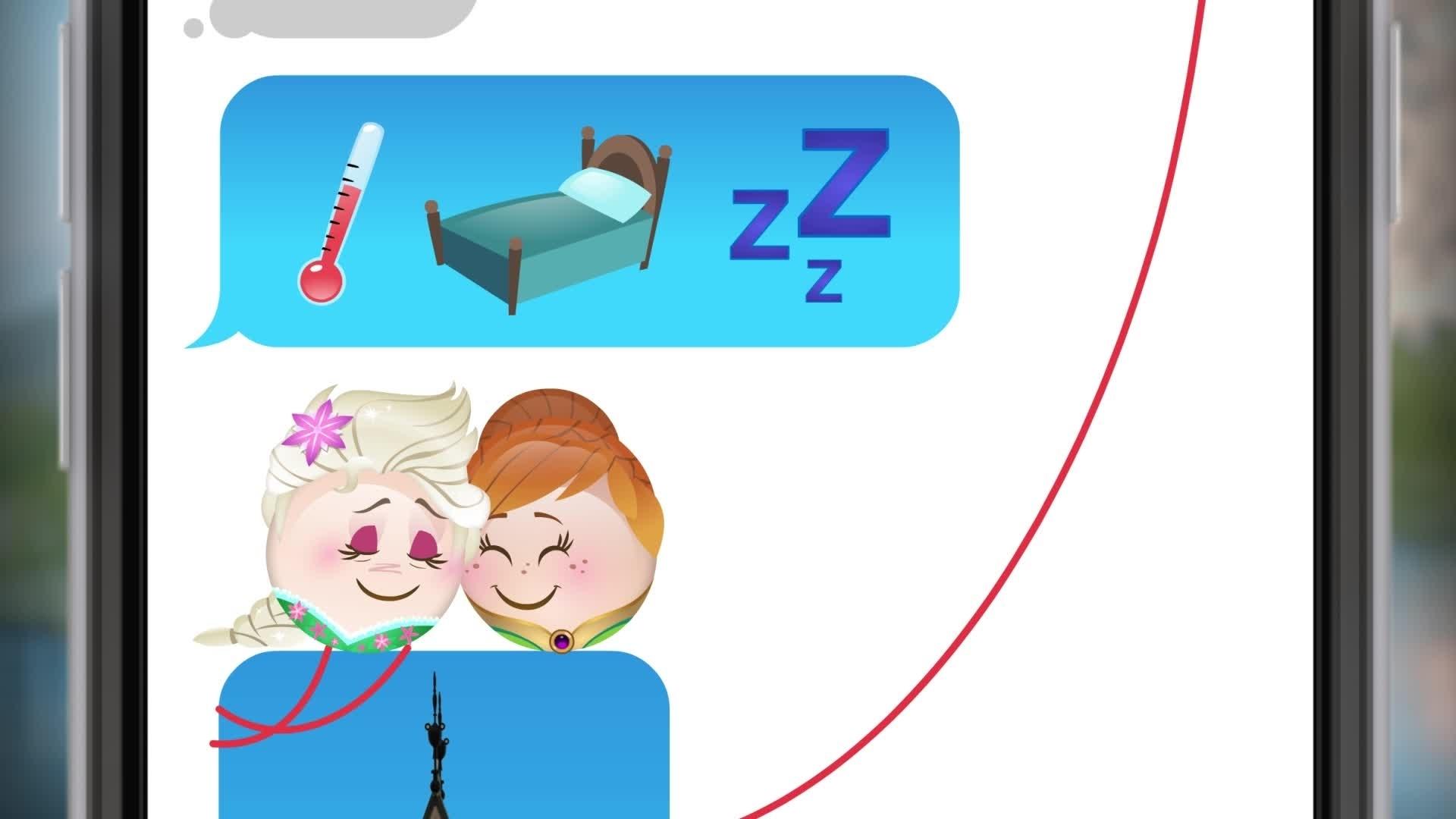 Frozen Fever - Emoji