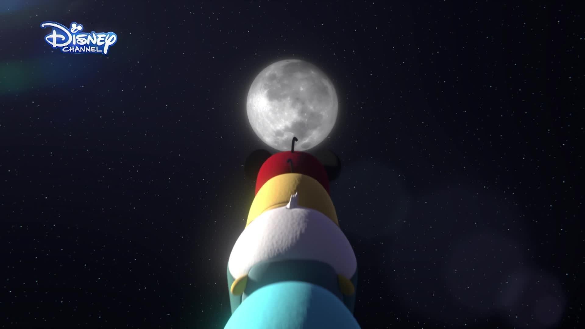 Visita a la luna