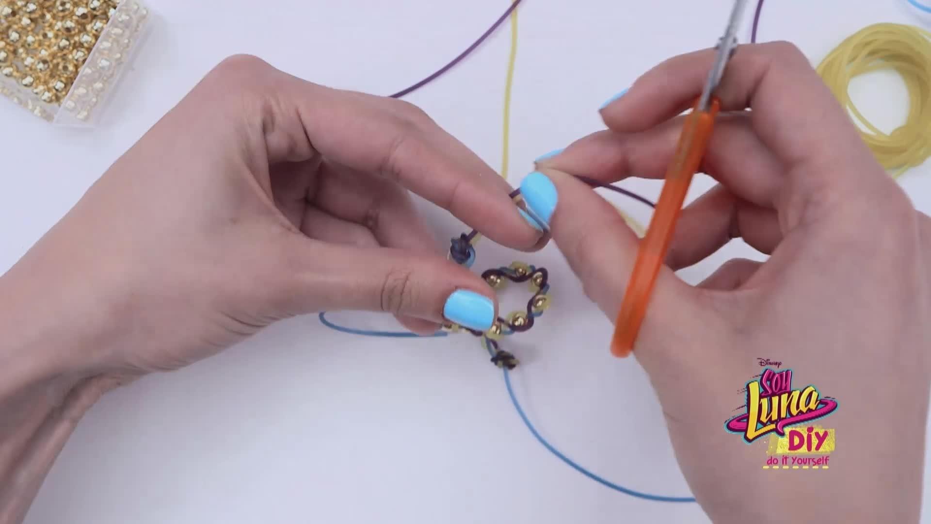 Soy Luna - DIY: Luna-style armbanden