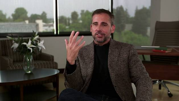 Steve Carrell Interview - Alexander and the Terrible, Horrible, No Good, Very Bad Day