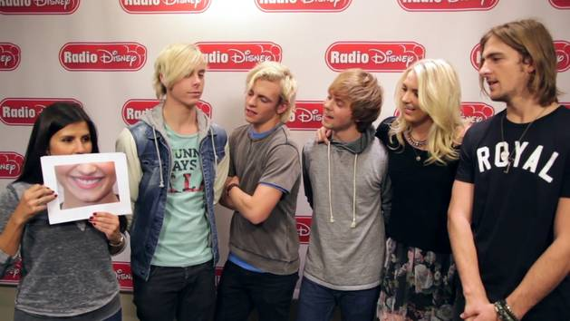 R5 Celebrity Smile Challenge - Radio Disney