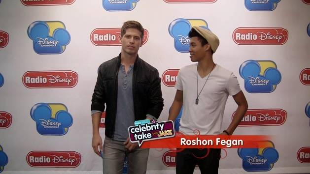 Roshon Fegan - Celebrity Take with Jake