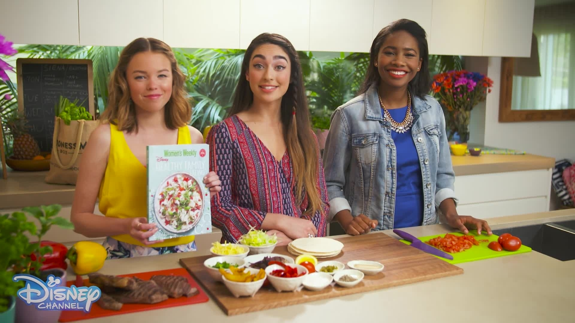 B.F. Chefs: Disney Healthy Eating Recipes