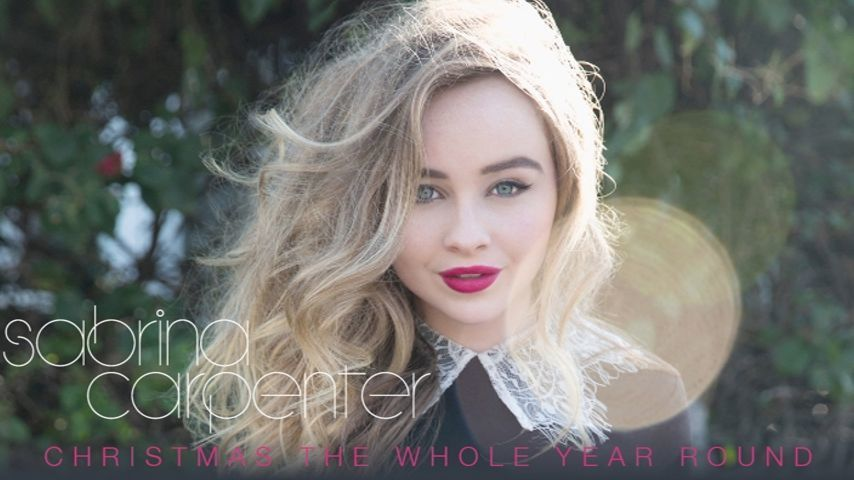 """""""Christmas the Whole Year Round"""" (Audio Only) - Sabrina Carpenter"""