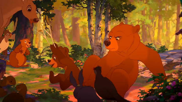On My Way - Clip - Brother Bear