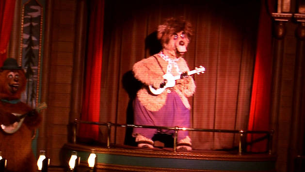 Are the Country Bears Tuning Up Their Hard Rockin' Disney Sides?