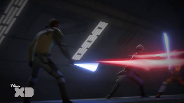 Star Wars Rebels - Determinazione ribelle