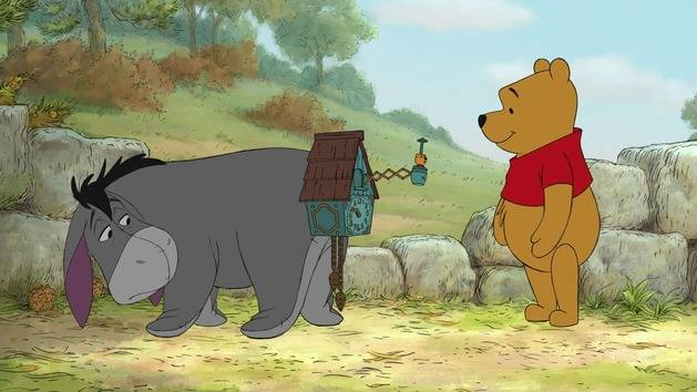 the lost honey of winnie the pooh Winnie the pooh and the honey tree was created in  tiggers never get lost,  the many adventures of winnie the pooh is an absolute classic that all children.