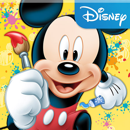 Mickey's Paint and Play HD
