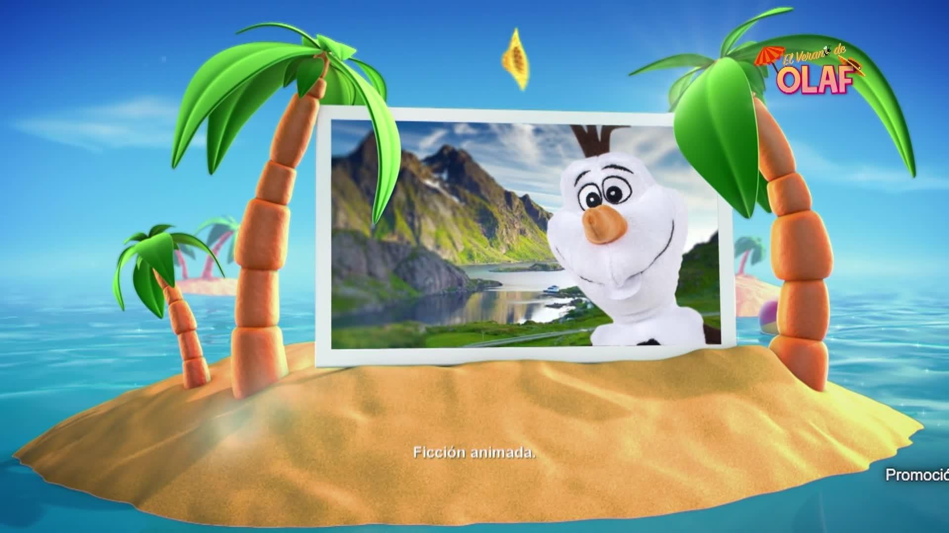 El Verano de Olaf