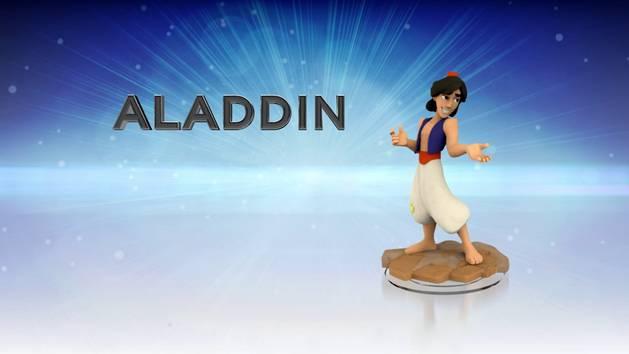 Aladdin - Disney Infinity 2.0